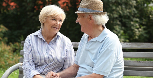 Charming Retirees