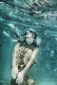 Woman underwater - PhotoDune Item for Sale