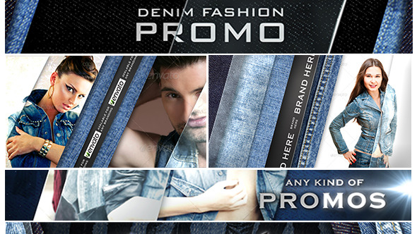 Denim Fashion Promo
