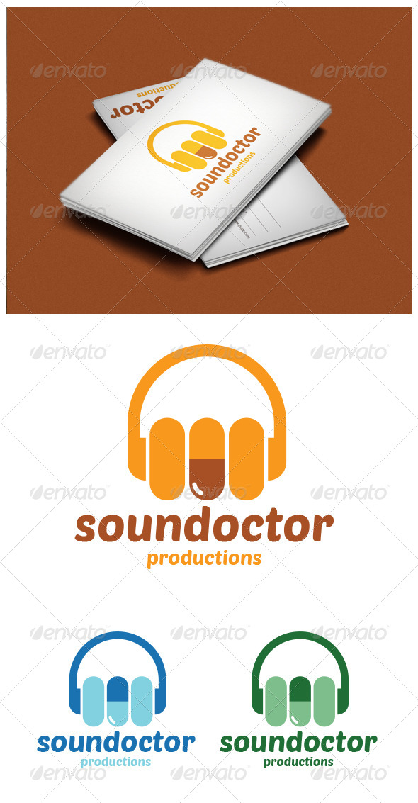 GraphicRiver Sound Doctor 5373751