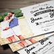 Elegant Wedding Invitation Postcard Template - GraphicRiver Item for Sale