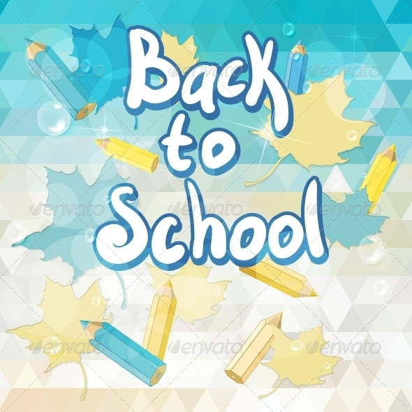 GraphicRiver Back to School 5373920