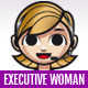 Executive Woman - GraphicRiver Item for Sale