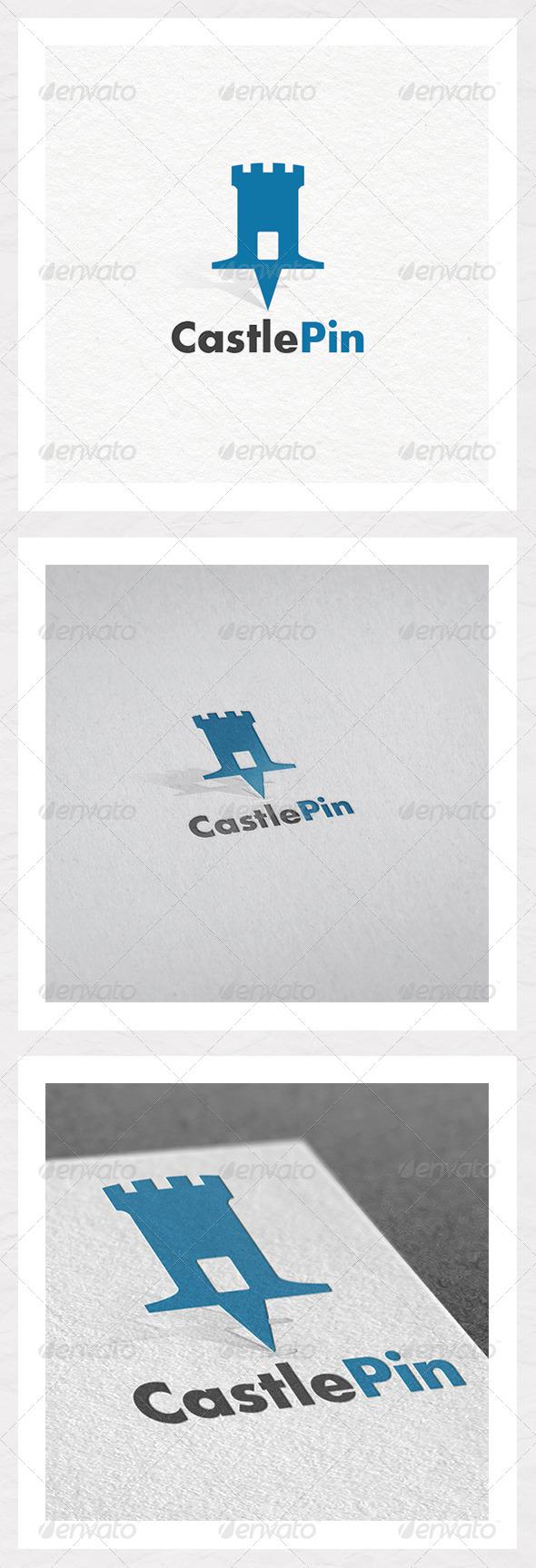 Castle Pin
