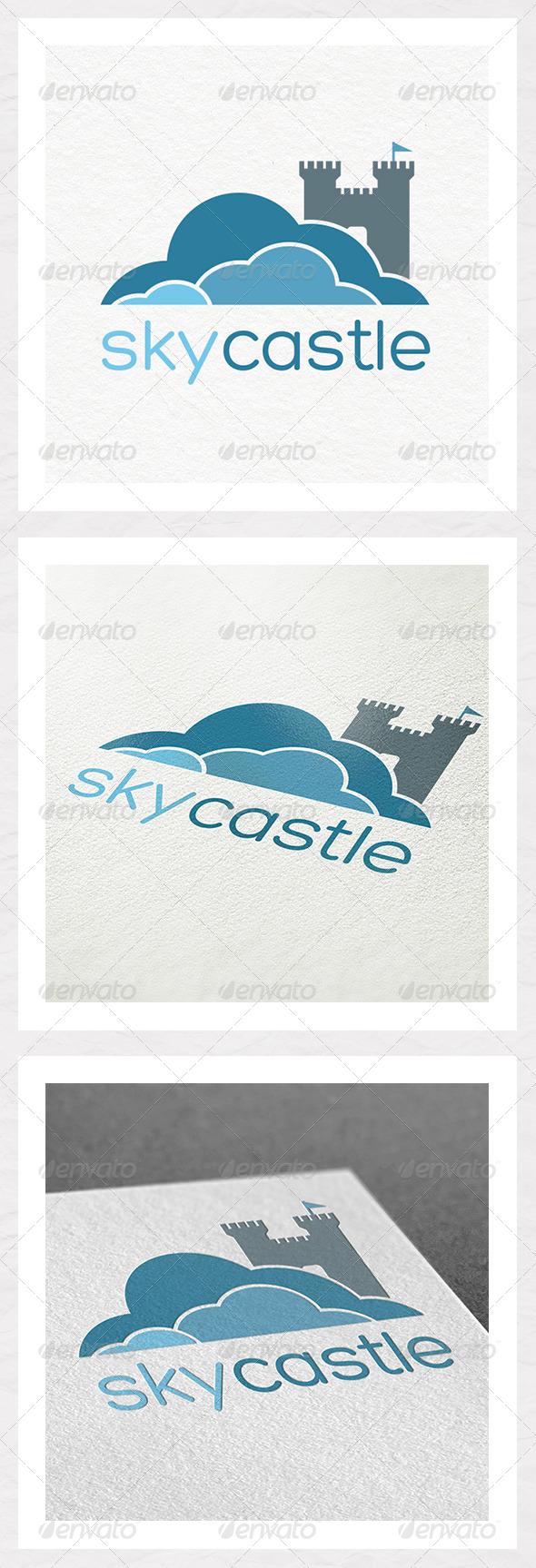 Sky Castle Logo