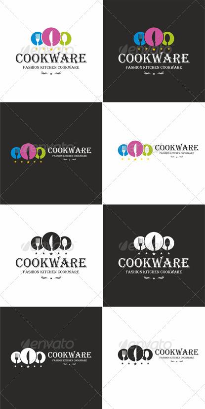 Cookware - Cuisine Logo