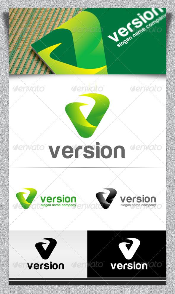 GraphicRiver Version Logo 5373980