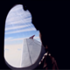 Man Sitting Next To The Window Wing Aircraft - VideoHive Item for Sale