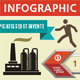 Infographic Concept - 3 Vector Scheme - GraphicRiver Item for Sale