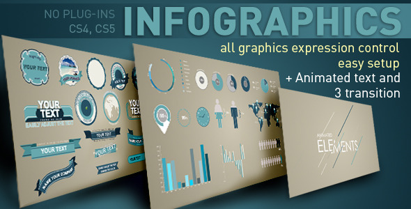 Infographic Ideas videohive infographic template 3 : Infographics by ElenaM   VideoHive
