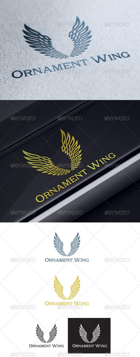 GraphicRiver Ornament Wing 5378620