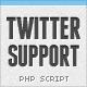 Twitter Support Tickets