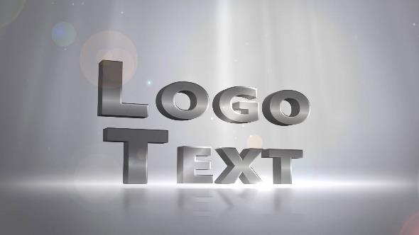 Sliced Logo Reveal