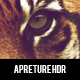Amazing HDR Aperture Preset