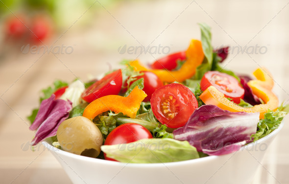 Stock Photo - PhotoDune Salad 552875