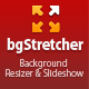 bgStretcher jQuery Background Resizer & Slideshow