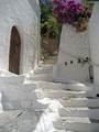 Old and worn whitewashed steps - PhotoDune Item for Sale
