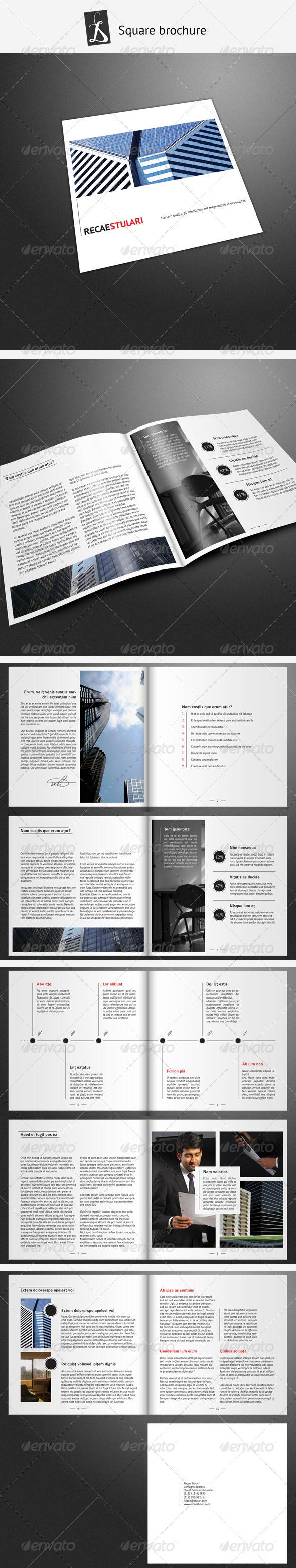 GraphicRiver Corporate Brochure 14 547895