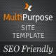 Link toMultipurpose - responsive html5 website template