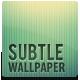 Subtle Wallpaper - GraphicRiver Item for Sale