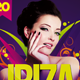 Ibiza Madness Party Flyer - GraphicRiver Item for Sale