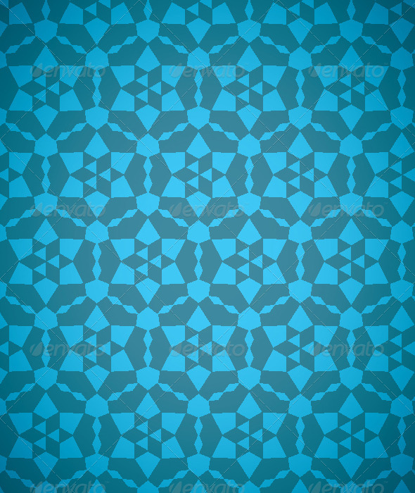 Moroccan Pattern used in architectural Design, it's an vector ...