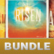 CD Cover Artwork Bundle-Vol 004 - GraphicRiver Item for Sale