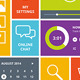 Modern UI Design Layout - GraphicRiver Item for Sale