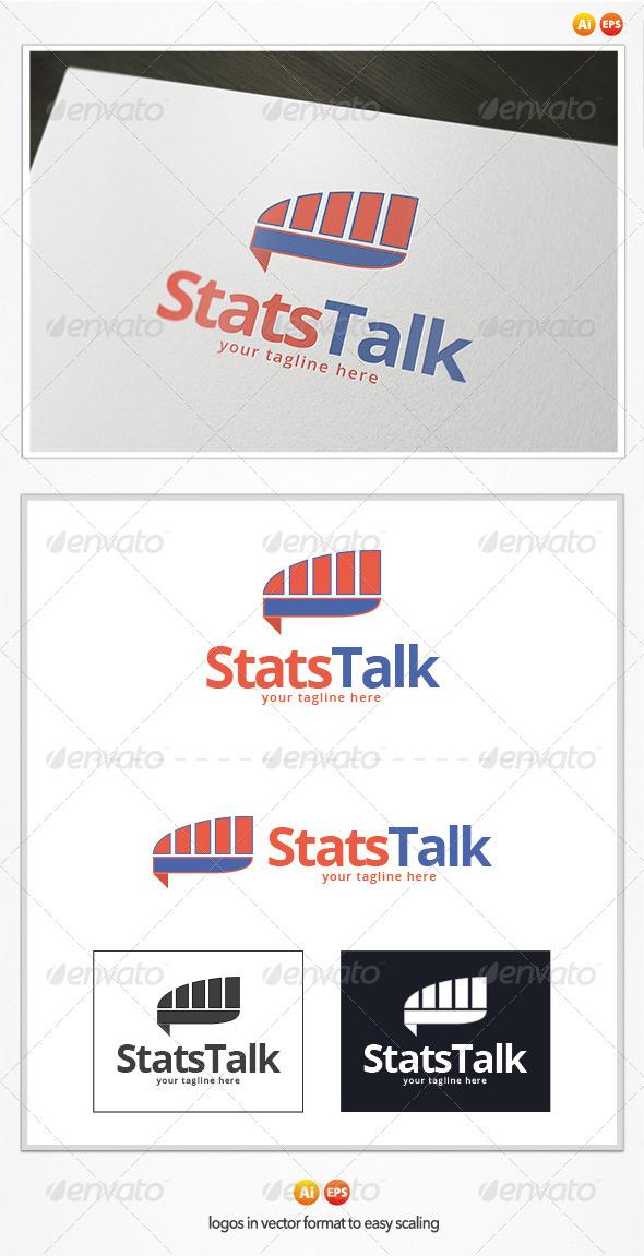 Stats Talk Logo