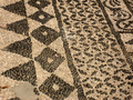Mosaic walkway made from small pebbles - PhotoDune Item for Sale