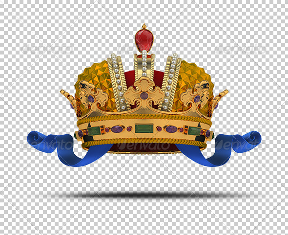 GraphicRiver Crown 5387960