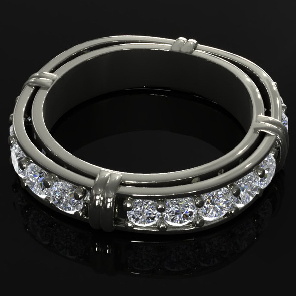 3DOcean Diamond Ring Creative 002 5388959