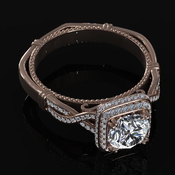 3DOcean Diamond Ring Creative 003 5388984