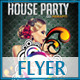 Provocative House Party Flyer - GraphicRiver Item for Sale
