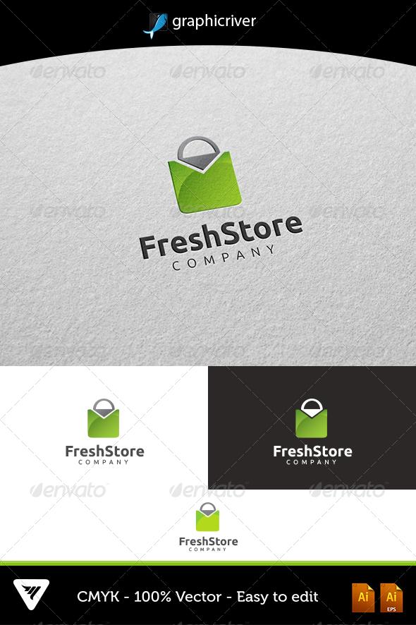 GraphicRiver Fresh Store 5385671
