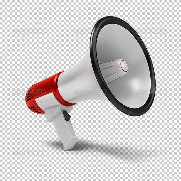 GraphicRiver megaphone 5390074