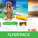 Premium Travel Flyers - GraphicRiver Item for Sale