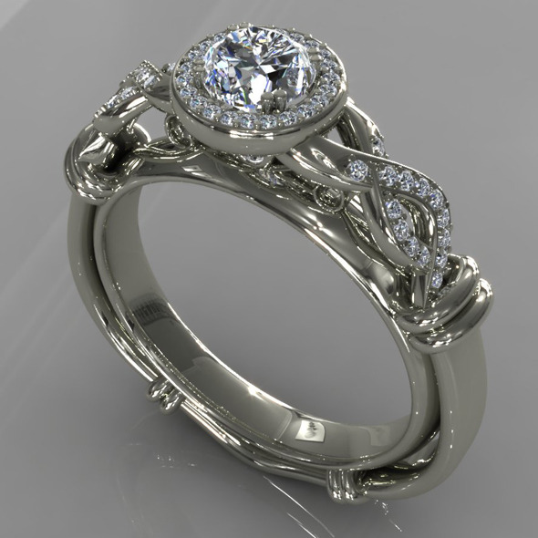 3DOcean Diamond Ring Creative 012 5392896