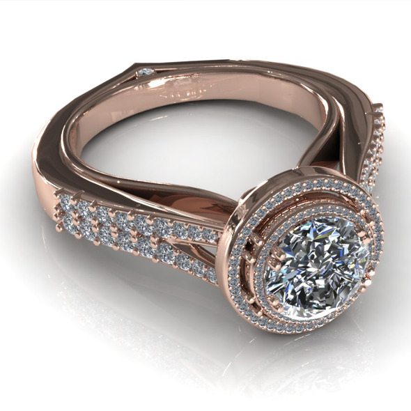 3DOcean Diamond Ring Creative 019 5393406