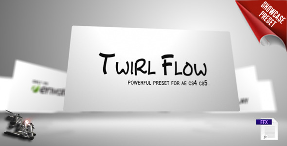 Flower Flow Preset (Showcase Tool) - 5