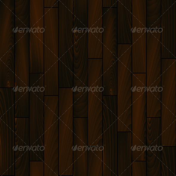 GraphicRiver Dark Wooden Floor Realistic Seamless Texture 5393722