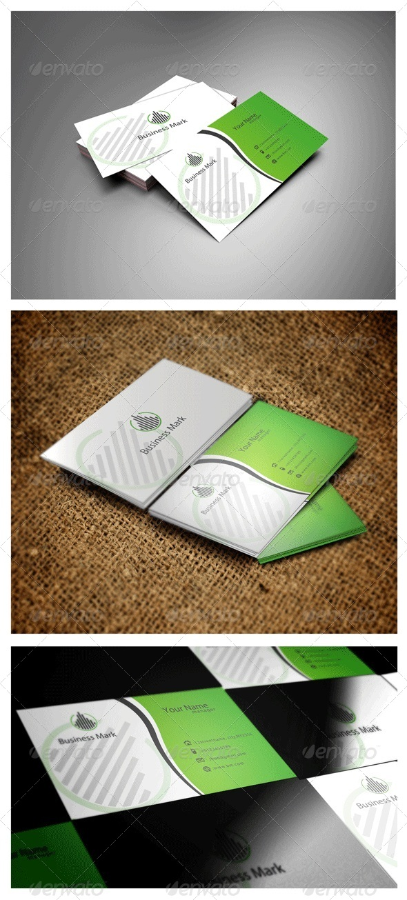 GraphicRiver Business Mark 5393751