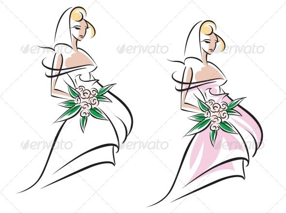GraphicRiver Bride 5394277