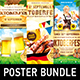 Oktoberfest Festival Poster Bundle - GraphicRiver Item for Sale