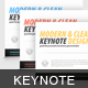 Modern and Clean Keynote Presentation - GraphicRiver Item for Sale