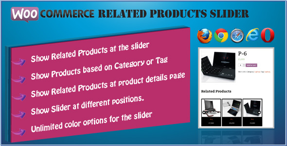 CodeCanyon WooCommerce Related Products Slider 5395073