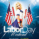 Labor Day Flyer Template - GraphicRiver Item for Sale