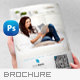 Clean Corporate AD Brochure - GraphicRiver Item for Sale