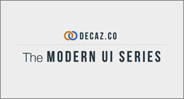 Modern UI Series