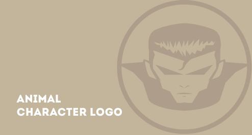 Animal Character logo